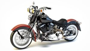 2013 Harley-Davidson Springer FLSTS Heritage by SamCurry