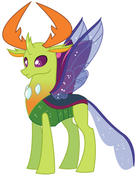 Vector - King Thorax by SketchMCreations