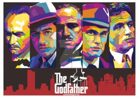 The Godfather on WPAP by AdamKhabibi