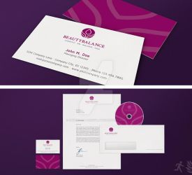 DOA Beautybalance Corporate Design by design-on-arrival
