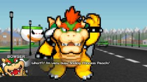 Bowser Busy... by Stretch90
