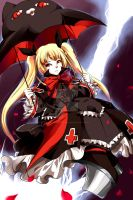 Blazblue: I'm Bored Now by betrayal-and-wisdom