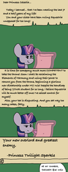 Letters to Celestia: The Mean 6 by BJDazzle