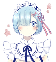 Rem by pinkpuff25