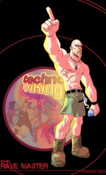technoviking by fercasaus