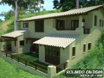Villa - Exterior 3D - 3 by Ike-Messiah