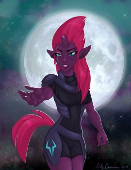 Tempest Shadow - Open Up Your Eyes by EmilyCammisa