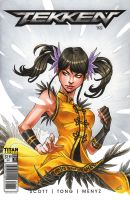 Ling Xiaoyu by CottonyHotchkiss