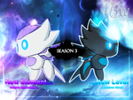 CW Season 3 Featuring Turbo and Psycho Chao by Blizzard-White