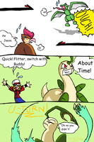 HG Nuzlocke : 57 by SaintsSister47