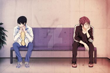 RinHaru Week - Day 5 - Memory of the past... by Yohao88