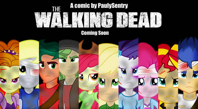 The Walking Dead Cover by PaulySentry