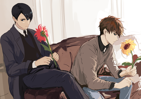 SG: boys over flowers by pancake-waddle