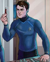 Dr Leonard McCoy by SeekHim