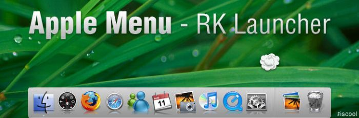 Apple Menu theme by iscool69