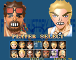 Karnov's Revenge as Miis by SnD-Frostey