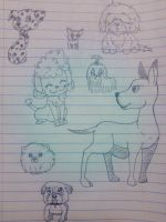 Doggos and Puppers by Ozzybae