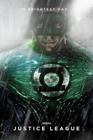 JUSTICE LEAGUE: GREEN LANTERN - POSTER I by MrSteiners
