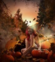 Autumn is coming by MelFeanen
