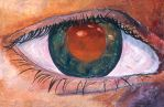 My EYE, Painting by UntouchableDesign
