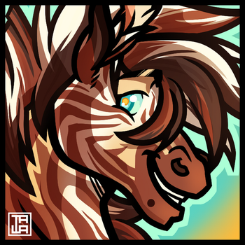 Alphonzo Icon - Temporary ID by KumaHontosha