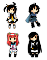 -UTAU chibi 2- by saphred33