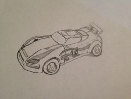 Sketch of G2 Drift by Mimzy94