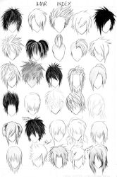 HAIR INDEX :revised by alyssinelysium