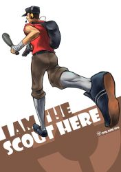 Scout - Team Fortress 2 by MotoTW