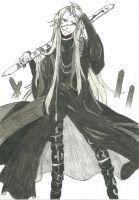 Undertaker by Crazy-Drawing-Writer