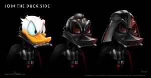 JOIN THE DUCK SIDE by darrinbrege
