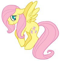 Fluttershy by luga12345