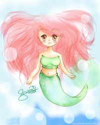 Mermaid by SoumaArt