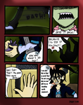 Minutes to... WHAT on EARTH!?! (page one) by Miikage