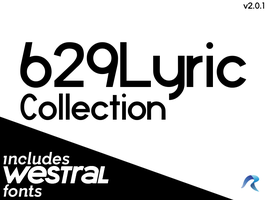 629Lyric Collection (v2.0.1) by CatalinMetro