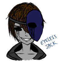 Eyeless Jack by b3nihim3