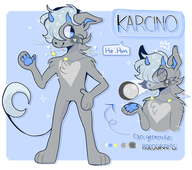 KARCINO by hyskm