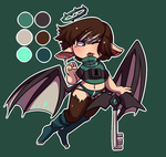 Character design contest entry by creativity-dumpster