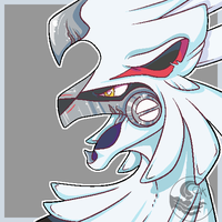 SILVALLY icon (commission) by owlisaurus