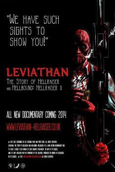 Leviathan: The Story of Hellraiser and Hellbound by DougSQ