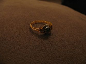Flower Ring by Jess-9000