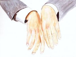 Hands by audamay