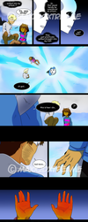 [Undertale] Detour pg 34 by Maxx2DXtreame