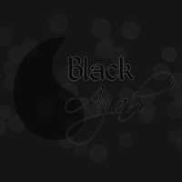 Ajah iPhone/Android Wallpaper: Black Ajah by xxtayce