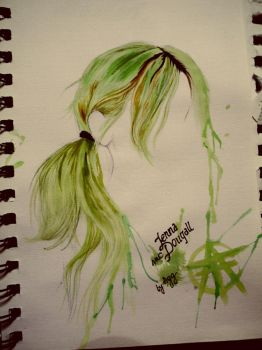 Jenna's hair by mrsxbenzedrine
