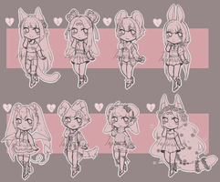 Cyop set price (OPEN) by tapiocAdopts