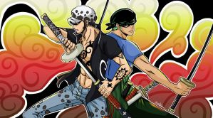 The Fight in Wano Country by UltiMaL