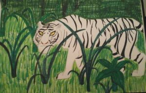 Lungri, Shere Khan by Funinightmare