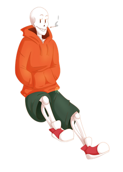 Papy by Gameaddict1234