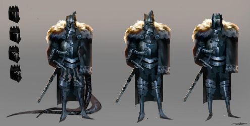 Vanevar Knight concepts by ANGROC